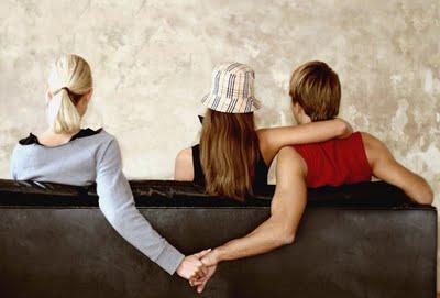 การฟ้องขอให้ชายชู้หรือหญิงชู้ให้เลิกยุ่งเกี่ยวกับสามีหรือภริยาของตน