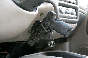 การพกอาวุธไว้ในรถ